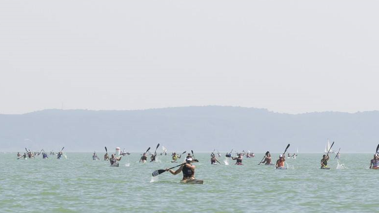 Balaton Quadrathlon (HUN) 2015 (c) seakayaking.hu