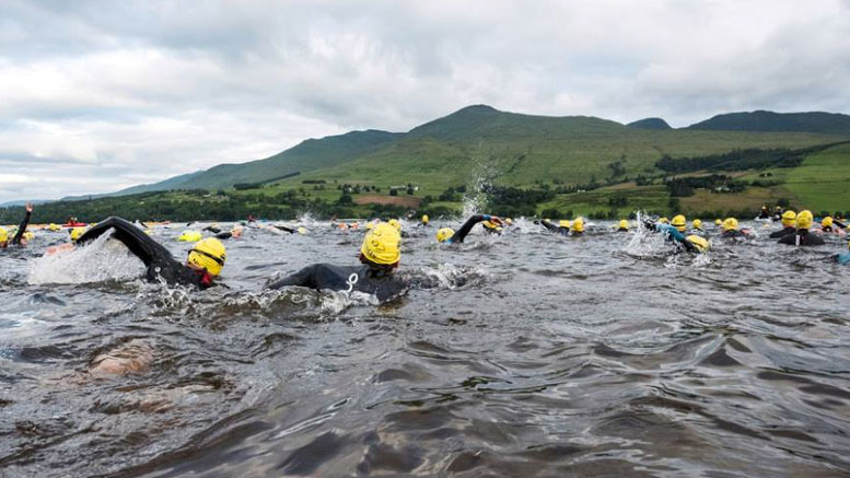 Great Kindrochit Quadrathlon (GBR) 2017 (c) Ed Smith